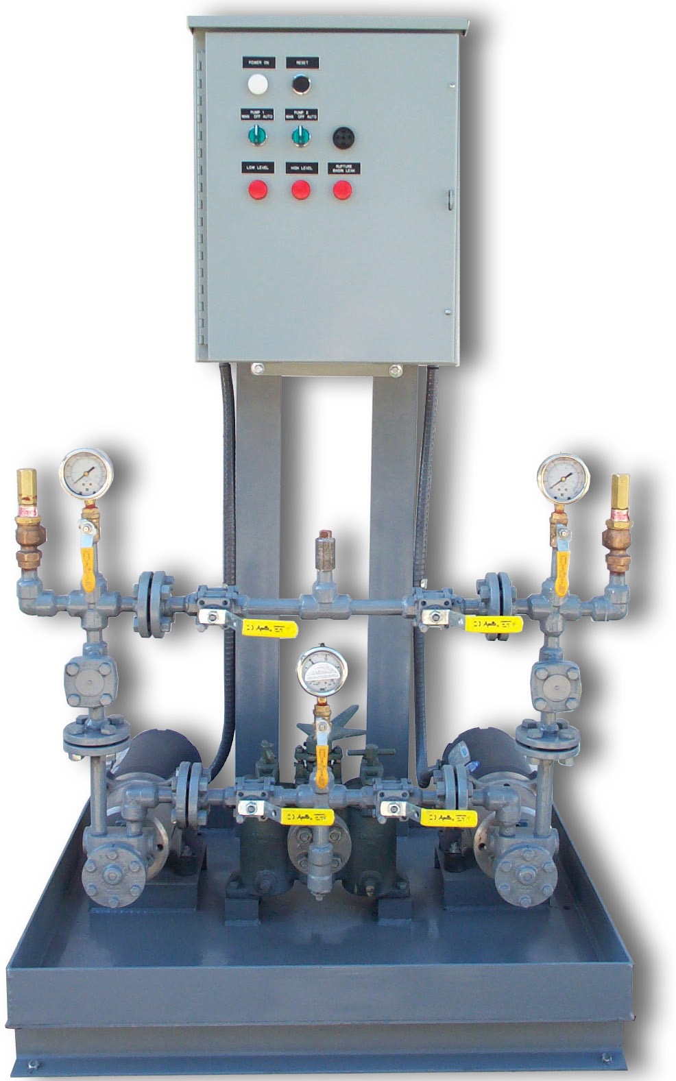 Phillips Pump Fuel Transfer Systems